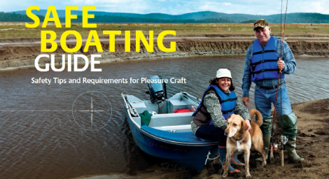 safe boating banner