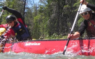 Going River Canoeing? Get Some Training!